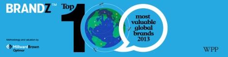 Marcas Globais Mais Valiosas 2013