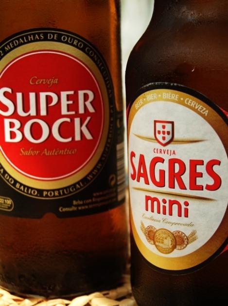 Marcas em disputa na cerveja